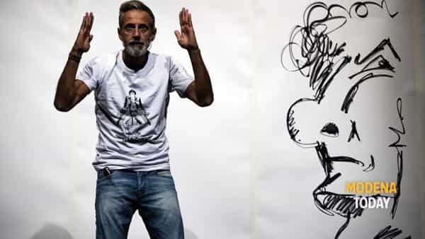 """""""Mi chiamo Andrea, faccio fumetti"""": Andrea Santonastaso racconta l'arte di Andrea Pazienza al Teatro delle Passioni"""