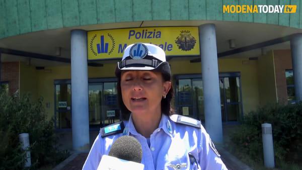 Come usare correttamente il monopattino elettrico? In piazza Roma i consigli della Polizia Locale