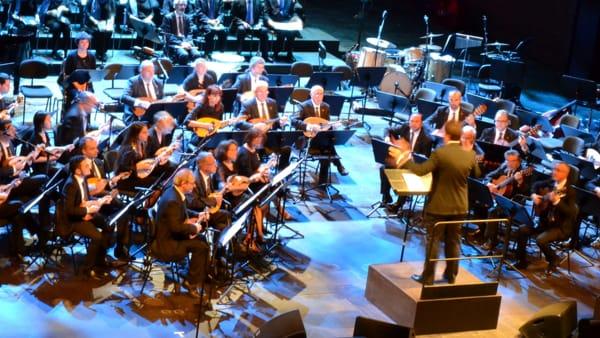 """Ensemble Mandolinistico Estense e l'Orchestra a Plettro Città di Milano chiudono la rassegna """"Protagonista il mandolino"""""""