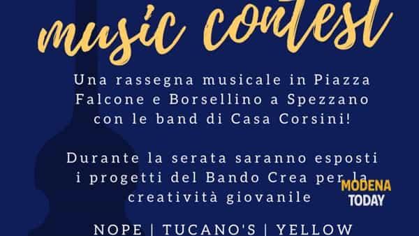 Crea Music Contest a Spezzano