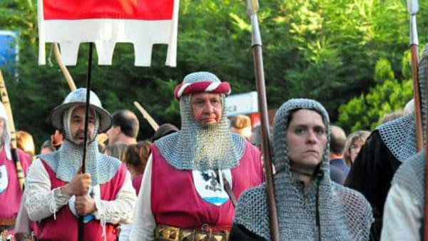 Un tuffo nel passato con le rievocazioni di Riolunato Medievale