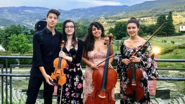 """Le musiche di Mozart eHaydn nel nuovo appuntamento di """"Note di passaggio"""" a Soliera"""