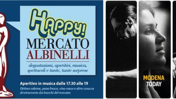 "Happy Albinelli in jazz presenta: ""Great american songbook"""