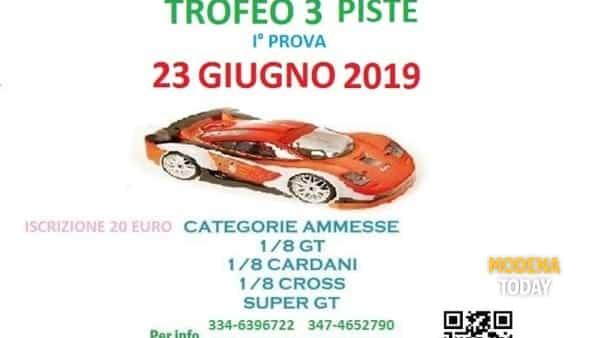 Extrema RC Modena, Trofeo 3 Piste a Massa Finalese