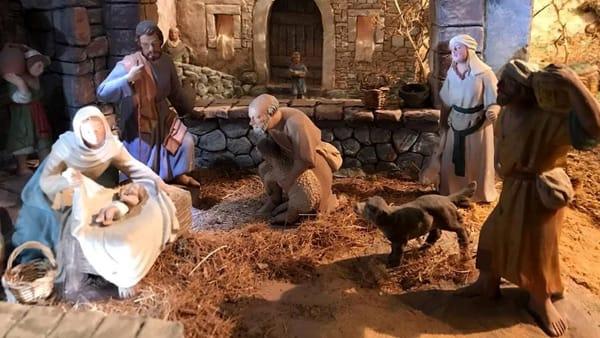 """""""Il Presepe del vicino"""", compie dieci anni la mostra di presepi e diorami di Modena"""