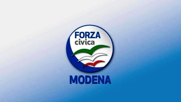 Centrodestra. Presentazione del Circolo modenese di Forza Civica
