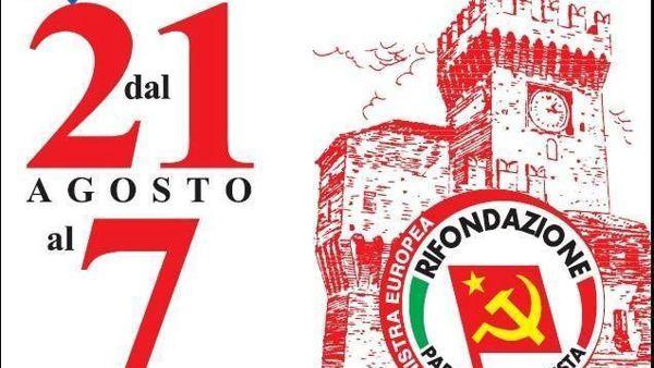 A Spilamberto la 21esima Festa di Rifondazione Comunista
