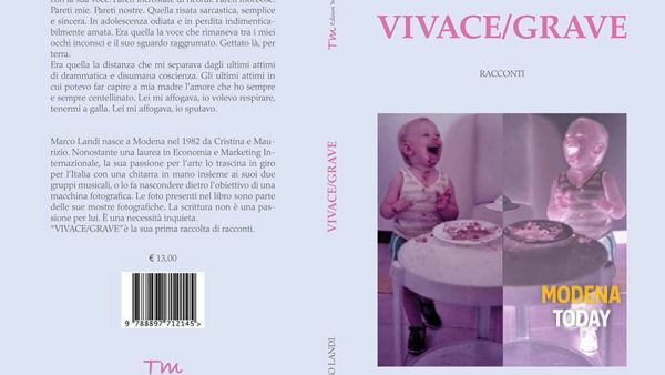 """""""Vivace/grave"""", aperitivo con l'autore tra parole e immagini"""