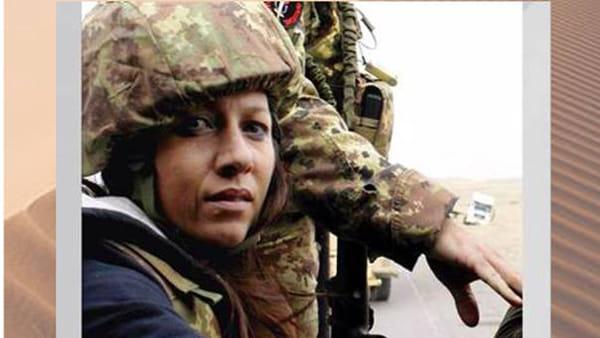 """""""Come la sabbia di Herat"""", Chiara Giannini e il viaggio di una donna in guerra"""