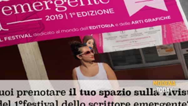 Festival dello Scrittore Emergente, prrima edizione a ModenaFiere