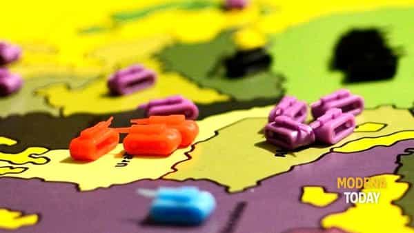 """Decine di giocatori da tutta italia si sfidano a """"Risiko!"""" al Catello di Levizzano"""