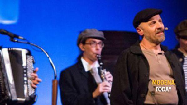 Marco Paolini al Teatro Storchi con 'Ballata di uomini e cani'