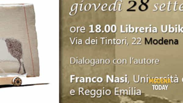 """""""Luci sulla contea"""",  Silvio D'Arzo alla libreria Ubik di Modena"""
