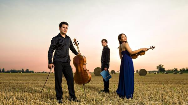 Il talentuoso Trio Kanon al Nuovo Cinema Teatro Italia di Soliera