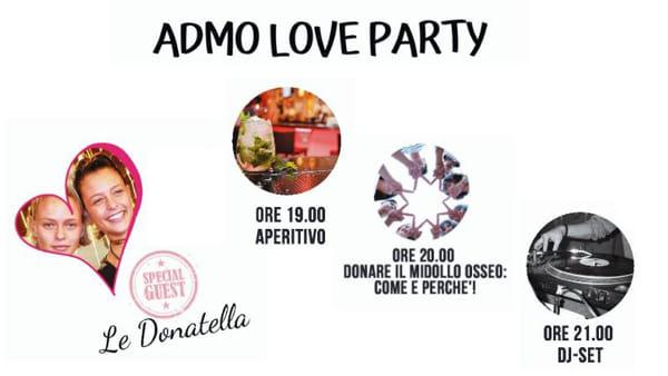 "Festa e solidarietà, Castelfranco ospita ""Admo Love Party"""