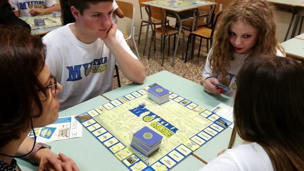 Mutina Game. La storia di Modena diventa un gioco di società
