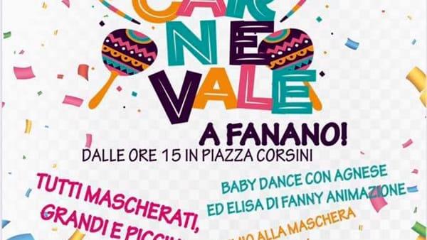 Maschere e divertimento, tutto pronto per il Carnevale di Fanano