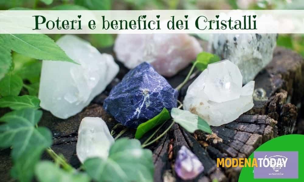 Potere E Benefici Dei Cristalli Serate Interattive Di Salute E Benessere A Novi Di Modena Eventi A Modena